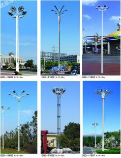 广场高杆灯